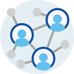 Icon for networking